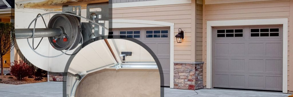 Garage Door Tracks Repair Cleveland